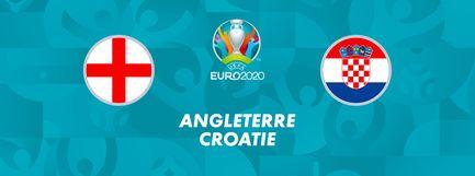 Angleterre / Croatie