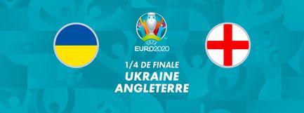 Ukraine / Angleterre