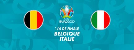 Belgique / Italie