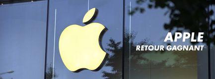 Apple, retour gagnant