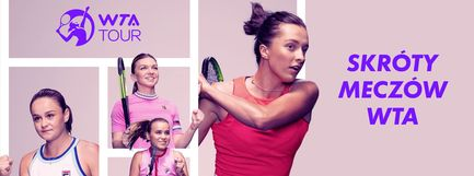 Skróty meczów WTA