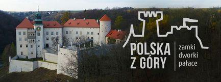 Polska z góry. Zamki, dworki, pałace