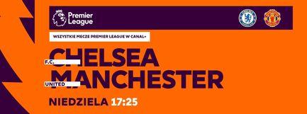 Premier League: Chelsea FC - Manchester United