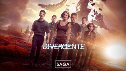 Saga Divergente