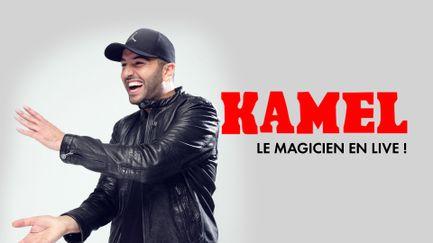 Kamel le magicien en live !