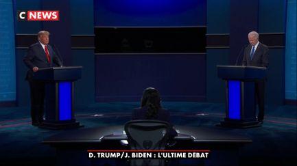 2e débat Trump – Biden : les temps forts