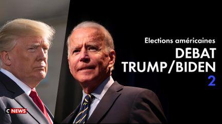 Trump – Biden : le 2e débat