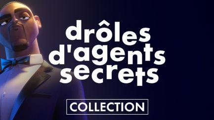 Drôles d'agents secrets