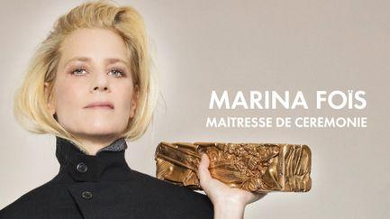Marina Foïs - Maîtresse de cérémonie