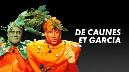 De Caunes - Garcia