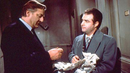 Maigret Maigret et la demoiselle de compagnie