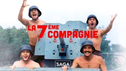 Saga la 7ème compagnie
