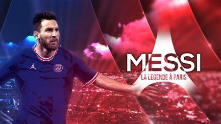 Messi : la légende à Paris