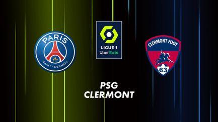 Paris-SG / Clermont Foot