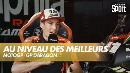 Une belle saison pour A. Espargaro - GP d'Aragon