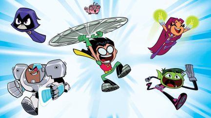 Teen Titans Go ! - Saison 5