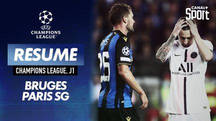 Le résumé de Club Bruges / Paris SG