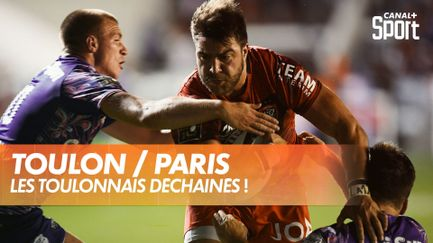 Toulon / Paris : le RCT avec la manière !