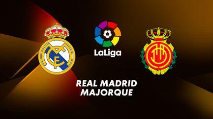 Real Madrid / Majorque