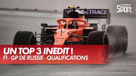 La pole pour Norris dans une incroyable fin de Q3