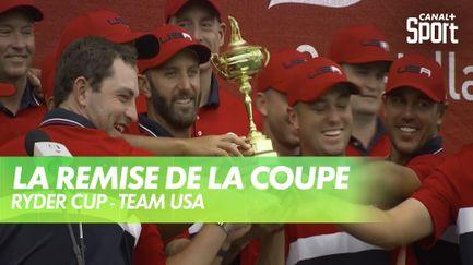 La Ryder Cup retrouve les USA