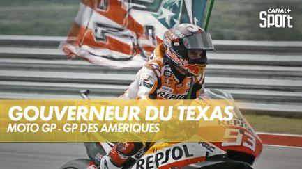 Marc Marquez s'impose à Austin !