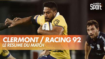Le résumé de Clermont / Racing 92