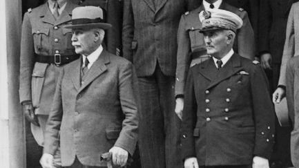 Darlan Le troisième homme de Vichy