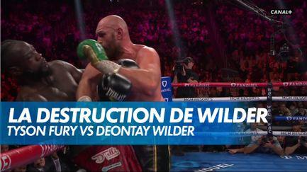 La destruction de Wilder