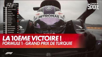 La victoire pour Valtteri Bottas