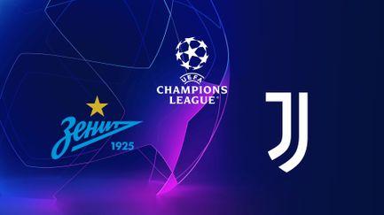 Zénith Saint-Pétersbourg / Juventus Turin