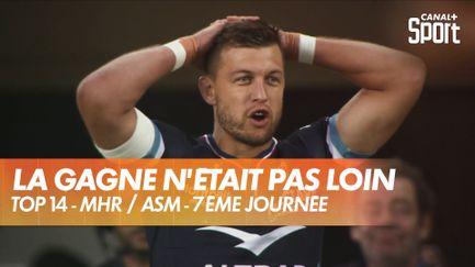 Montpellier manque la pénalité de la gagne face à Clermont