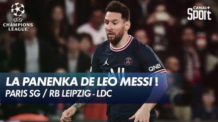 La panenka de Leo Messi !