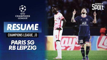 Le résumé de Paris SG / RB Leipzig