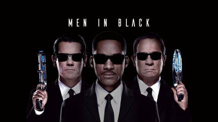 Saga Men In Black