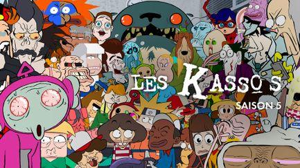 Les kassos - Saison 5