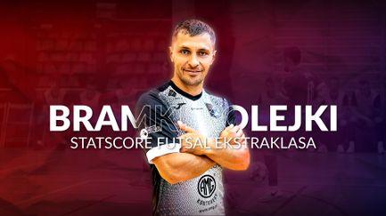 Najładniejsze gole Statscore Futsal Ekstraklasy
