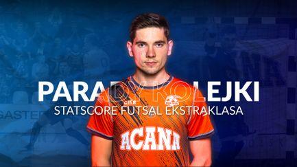 Interwencje kolejki Statscore Futsal Ekstraklasy