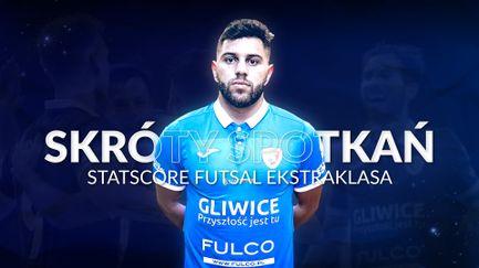 Skróty meczów Futsal Ekstraklasy
