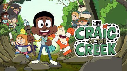 Craig znad potoku