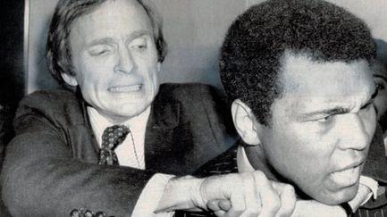 Ali i Cavett: Opowieść z taśm