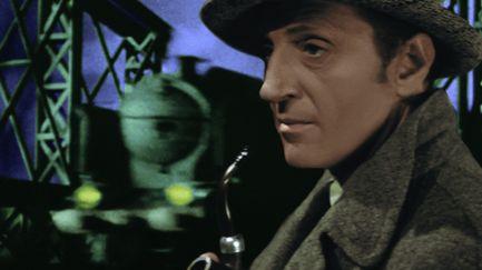 Sherlock Holmes - pociąg do Edynburga