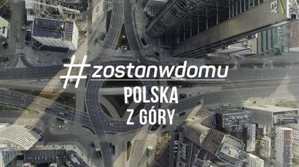 Polska z góry #zostanwdomu
