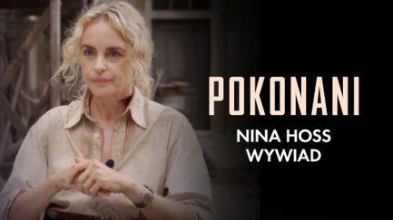 Pokonani: Nina Hoss - wywiad