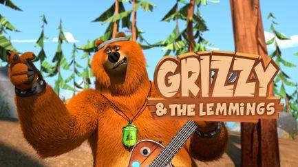 Grizzy i lemingi