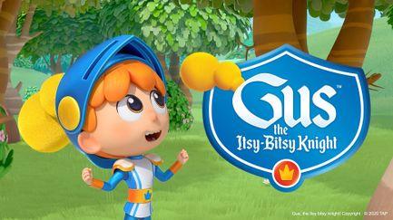Gus. Mały - wielki rycerz
