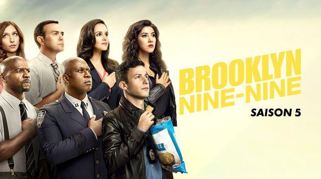 Brooklyn Nine-Nine - Saison 5