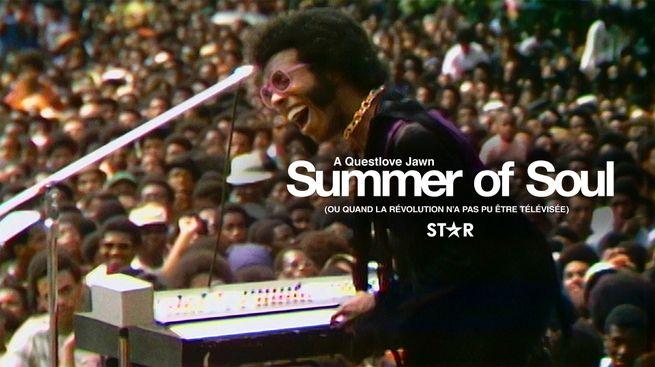 Summer of Soul (…ou quand la révolution n'a pas pu être télévisée)