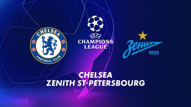 Chelsea / Zénith Saint-Pétersbourg