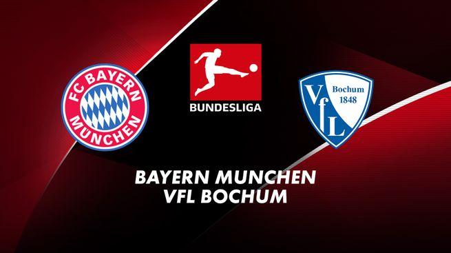 Bayern Munich / Bochum